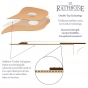 Rathbone Double Top Acoustic Guitar. Increased strength. Greater flexibility. Exceptional resonance!